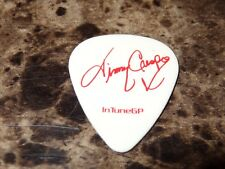 Jimmy Crespo Rare Authentic Tour Issued Guitar Pick Sin City Sinners Aerosmith
