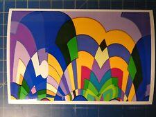 Günter Tabken Einzelabzug Fotopapier 10x15,5cm Bunte Bückeberge E1141
