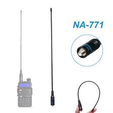 NAGOYA NA-771 SMA-Female Antenna Fr Baofeng UV-5R BF-888S UV-82 Walkie Talkie AU