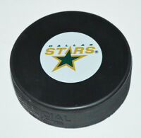 DALLAS STARS NHL Hockey Team Defunct 1993-2013 Logo SOUVENIR PUCK NEW