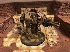 Warhammer 40,000 Chaos Death Guard Leviathan Dreadnought Well Painted