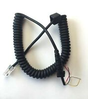 Replacement Microphone Cable for Motorola Mobile Mic GM300,SM50,120,130,M1225