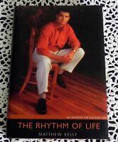 Rhythm of Life by Matthew Kelly SIGNED 1st ED Motivational Speaker Consultant HC