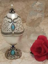 Graduation Owl Faberge Egg Trinket Onlyone Grad Gift Jewelry Box Son Daughter