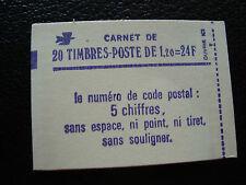 FRANCE - timbre yvert et tellier carnet n° 2101 n** (Z2) stamp french