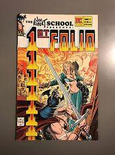 JOE KUBERT SCHOOL PRESENTS 1ST FOLIO #1 COMIC BOOK VF/VF+