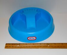 Vintage Little Tikes Dollhouse Size Swimming Pool With Slide So Cute
