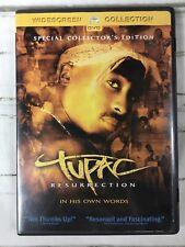 Tupac: Resurrection (DVD, 2004, Widescreen)