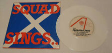 "Aberdeen FC Squad Sings European Song + Nothern Light 7"" Single White Vinyl"