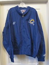 Authentic St. Louis RAMS Football Sidelines Jacket PUMA Sz XL NEW Dick Vermeil