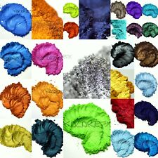 KolorEFX 10g Pearl Pigment  Clear Paint Dip Flow Art Polish Epoxy Resin