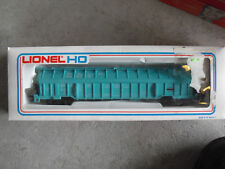 Vintage HO Scale Lionel P&LE Cable Car with Load Car in Box #2