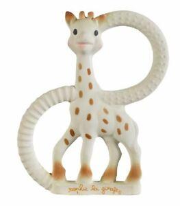 Sophie La Girafe So Pure Soft Teething Ring