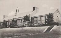 Postcard Millington School Millington NJ