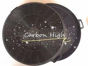 Baumatic,Venini Rangehood Carbon/Charcoal filters GECF0108 2 pack