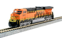 KATO ES44AC ~ New 2020 ~ BNSF Swoosh #5931 DCC Ready ~ Lighted Version ~ 1768931