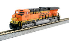 KATO ES44AC ~ New 2020 ~ BNSF Swoosh #5931 DCC Ready ~ Lighted Version ~ 1768931