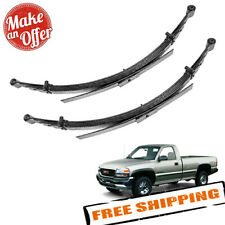 "Pro Comp 13711 5.5"" Rear Leaf Springs for 1988-2000 Chevrolet & GMC - Set of 2"