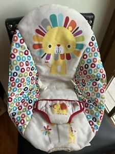 Bright Starts Bouncer Seat * Playful Pinwheels * Seat Cover Replacement Part