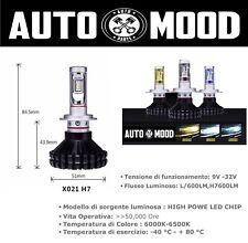 HIGH POWER LED CONVERSION KIT H7 60W LED COLOR 6000-6500K VOLTAGE 9V-32V
