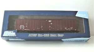 BLMA Ho Limited Edt.60' BX-166 Beer Reefer #53011 AT&SF no Logo SOLD OUT! NIB