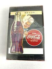 Coca Cola Sprite Boy Coke Advertising Playing Cards Bridge Game