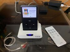 IPOD APPLE CLASSIC  80 GB + Logic 3 MIP116  Dock + remote control