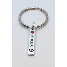 Boxer Handmade Key Chain