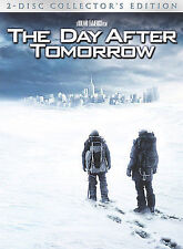 The Day After Tomorrow (DVD, 2005, 2-Disc Set, Collectors Edition)