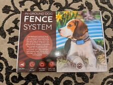New listing Redhound In - Ground Dog Fence System