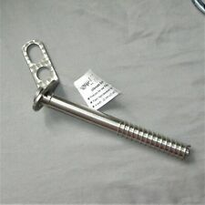 20cm Ushba Titanium Ice Screw, Classic Lightweight Screw Ice Climbing anchor