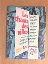 CD / LES POETES MAUDITS DITS PAR JEAN LOUIS BARRAULT & PIERRE BRASSEUR / NEUF