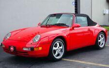 New Listing1996 Porsche 911 Carrera 2dr Carrera Cabriolet Withtiptronic