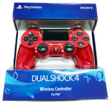 Official Sony PlayStation 4 PS4 Dualshock 4 Wireless Controller Magma Red