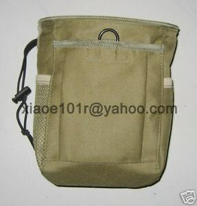 New Belt Small Magazine Dump Pouch Coyote Brown