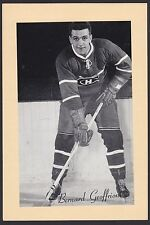 1945-1964 Beehive Group II 2 Hockey Boom Boom Geoffrion Montreal Canadiens HOF