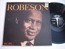 Paul Robeson Self Titled 1960 Mono LP VG++