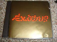 BOB MARLEY & THE WAILERS  EXODUS  CD ALBUM  CID 9498