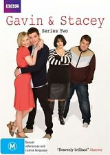 Gavin & Stacey : Series 2 (DVD, 2010, 2-Disc Set) Pre Owned Free Postage