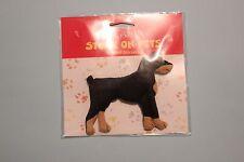 Mrs. Grossman's Stuffed Stickers - Stuck on Pets - Doberman - 1 Puffy Dog