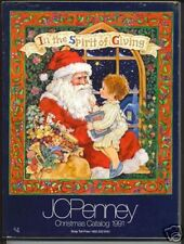 1991 JC PENNEY CATALOG CHRISTMAS WISH BOOK PENNEYS