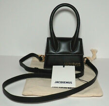 BAG JACQUEMUS CHIQUITO BLACK AUTHENTIC