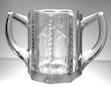 Duncan Miller - No. 54 Gable - Toothpick Holder with unknown cutting