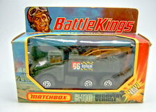 Matchbox Battle King k-110 Recovery Vehicle en Box