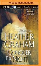 Graham Clan: Conquer the Night 2 by Heather Graham (2015, MP3 CD, Unabridged)