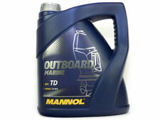MANNOL OUTBOARD MARINE UNIVERSAL 2 STROKE ENGINE OIL 4 LITRES FROM GERMANY
