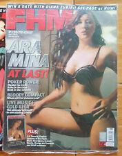 FHM PHILIPPINES #60 (July 2005) Ara Mina COVER