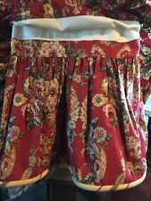 Custom TAILORED Ralph Lauren Danielle Marseilles King Bed Skirt Dust Ruffle