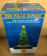 Lionel 9-33059 Polar Express North Pole Tree Stocking Holder New