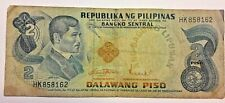 [#594368] Billet, Philippines, 2 Piso, 1949, KM:159c, NEUF Filipines